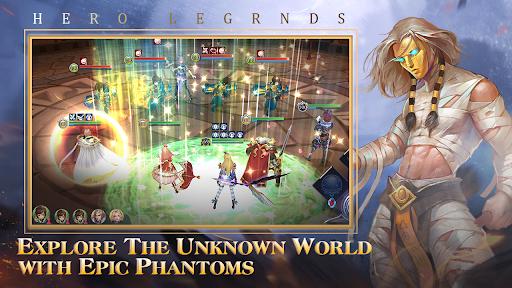 Hero Legends: Summoners Glory  screenshots 4