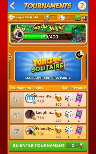 YAHTZEEu00ae With Buddies Dice Game  Screenshots 8
