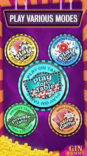 Gin Rummy Online - Multiplayer Card Game 14.1 screenshots 6
