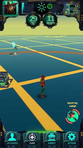 Apocalypse Hunters - Location based TCG game 1.9 screenshots 2