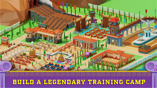 Idle Antique Gym Tycoon: Incremental Odyssey Mod Apk (Unlimited Money) 1
