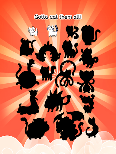 Cat Evolution - Cute Kitty Collecting Game screenshots 9