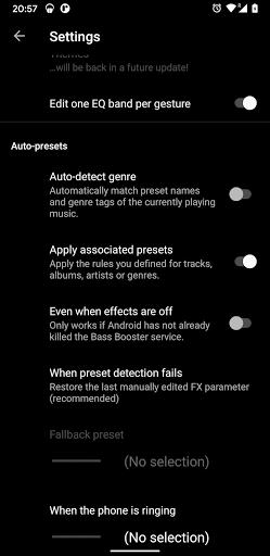 Bass Booster Pro  screenshots 5
