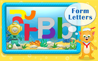 Learn ABC Letters with Captain Cat