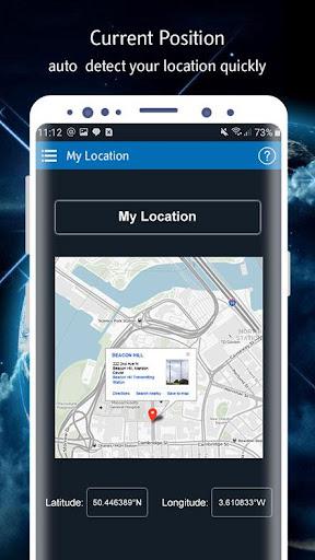 Satellite Finder (Area Calculator) Dish Pointer 1.0.6 Screenshots 13
