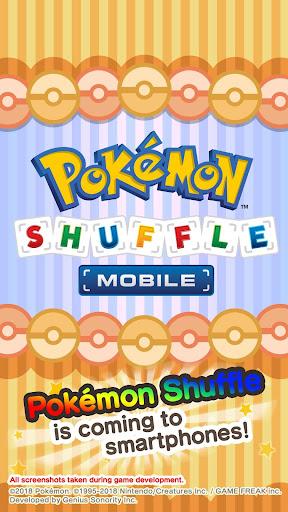 Poku00e9mon Shuffle Mobile 1.13.0 Screenshots 1