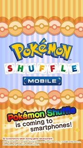 Free Pokémon Shuffle Mobile 1