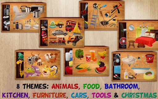 384 Puzzles for Preschool Kids 3.0.1 screenshots 7