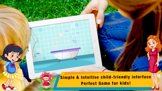 Baby Bath Puzzle Game For Pc, Windows 10/8/7 And Mac – Free Download 1
