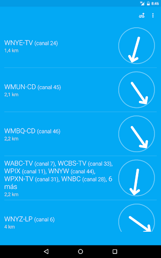 Digital TV Antennas modavailable screenshots 7