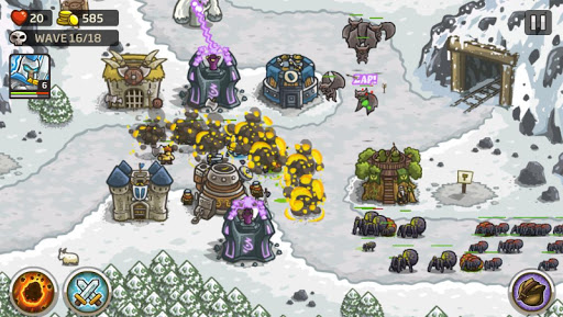 Kingdom Rush - Tower Defense Game  screenshots 7