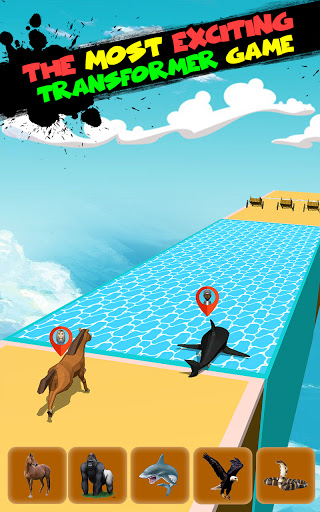 Epic Animal Dash Run 3D: Hop and Smash  screenshots 9