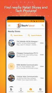 Technave - Tech News, Compare Phone Specs & Prices 3.4.7 Screenshots 5