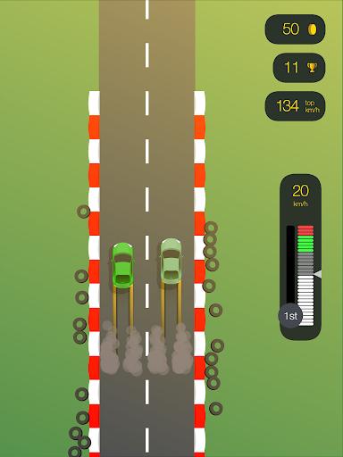 Drag Race FRVR - Speed Racing  screenshots 9