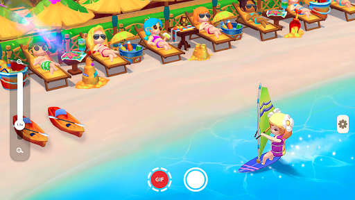 My Little Paradise: Island Resort Tycoon  screenshots 12