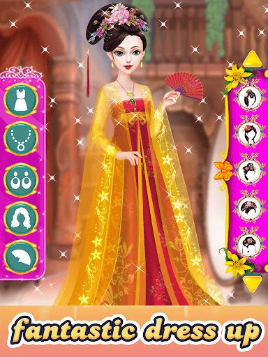 Chinese Doll Makeup Salon Spa  screenshots 3