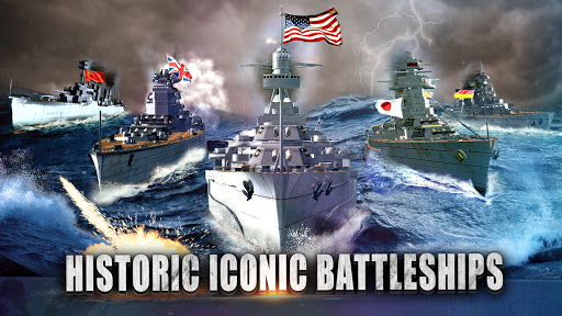 Warship Rising - 10 vs 10 Real-Time Esport Battle 5.7.2 screenshots 3