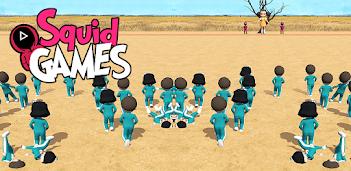 Gioca e Scarica Squid Games - The Game gratuitamente sul PC, è così che funziona!