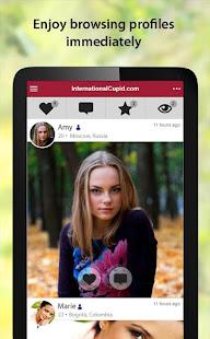 InternationalCupid - International Dating App 4.2.1.3407 Screenshots 6
