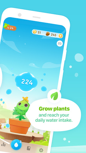 Plant Nannyu00b2 - Drink Water Reminder and Tracker  screenshots 2