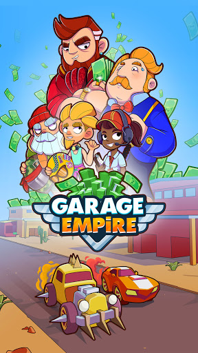 Garage Empire - Idle Building Tycoon & Racing Game 1.6.7 screenshots 7