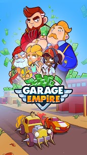 Garage Empire — Idle Building Tycoon Mod Apk (Unlimited Money ) 8