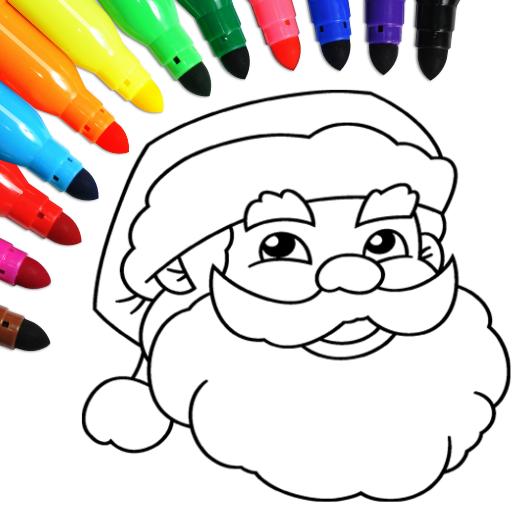 Baixar 🎅Christmas Coloring para Android
