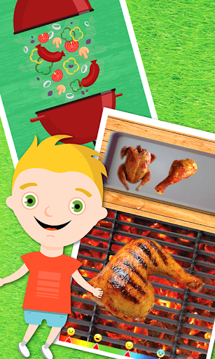 Barbecue charcoal grill - Best BBQ grilling ever 1.0.5 screenshots 8