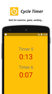 [Deprecated] Cycle Timer - Customizable