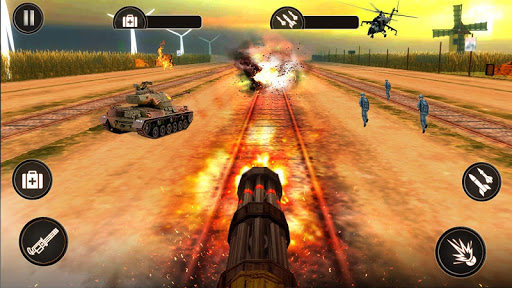 gunner battlefield simulation 2018 screenshot 3
