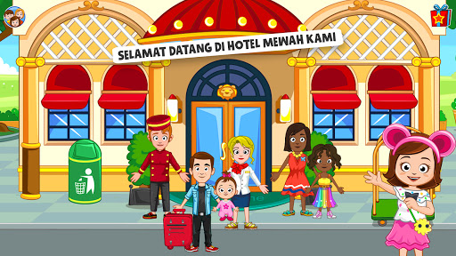 My Town : Hotel