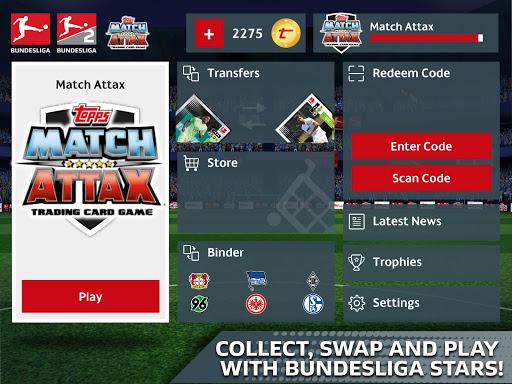 Bundesliga Match Attax 21/22 Apkfinish screenshots 13