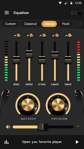 Music Equalizer - Bass Booster & Volume Booster  Screenshots 8