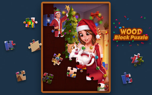 Jigsaw Puzzles - Block Puzzle (Tow in one) apkslow screenshots 13