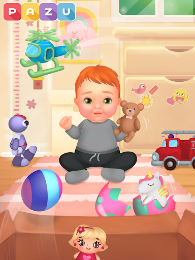Chic Baby 2 - Dress up & baby care games for kids  screenshots 19