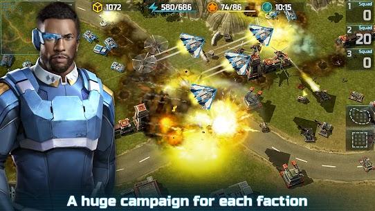 Art of War 3: PvP RTS modern warfare strategy game 1.0.87 Apk + Mod 5