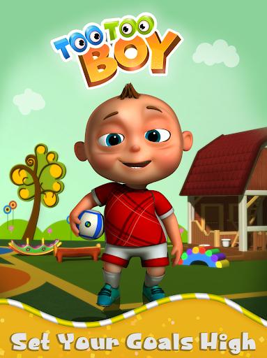 Talking TooToo Baby  - Kids Fun Game. apklade screenshots 1