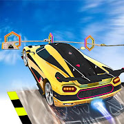 Crazy Car Stunts 3D - Extreme GT Racing Ramps