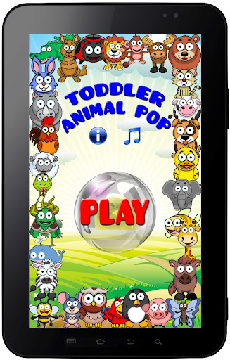 Toddler Animal Pop filehippodl screenshot 7
