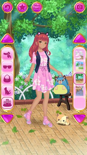 Anime Dress Up - Games For Girls 1.1.9 Screenshots 17