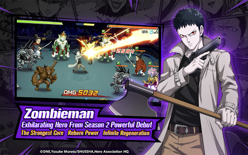 ONE PUNCH MAN: The Strongest (Authorized) 1.1.4 screenshots 2
