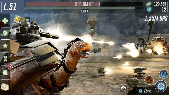 War Tortoise 2 Mod Apk , War Tortoise 2 Mod Apk Unlimited Money 3