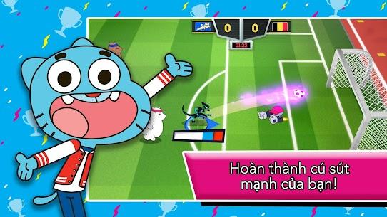 Toon Cup – Trò chơi bóng đá 5