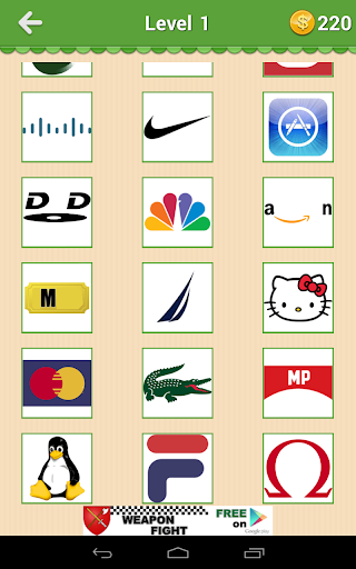Guess The Brand - Logo Mania 5.3.12 (72) screenshots 14