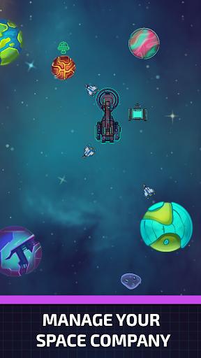 Idle Planet Miner  screenshots 1