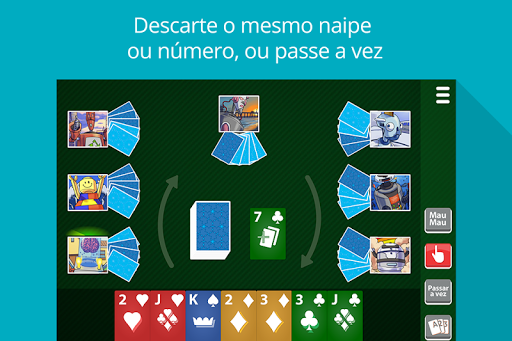 Crazy 8 Online - GameVelvet 104.1.37 screenshots 3