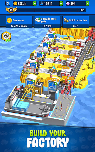 Idle Inventor - Factory Tycoon  screenshots 21
