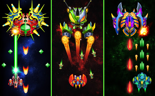 Galaxy Invaders: Alien Shooter -Free Shooting Game 1.9.2 Screenshots 16