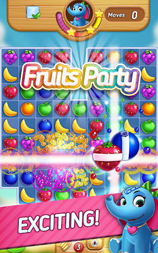 Fruits Mania : Ellyu2019s travel screenshots 3