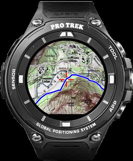 ViewRanger: Trail Maps for Hiking, Biking, Skiing apktram screenshots 9